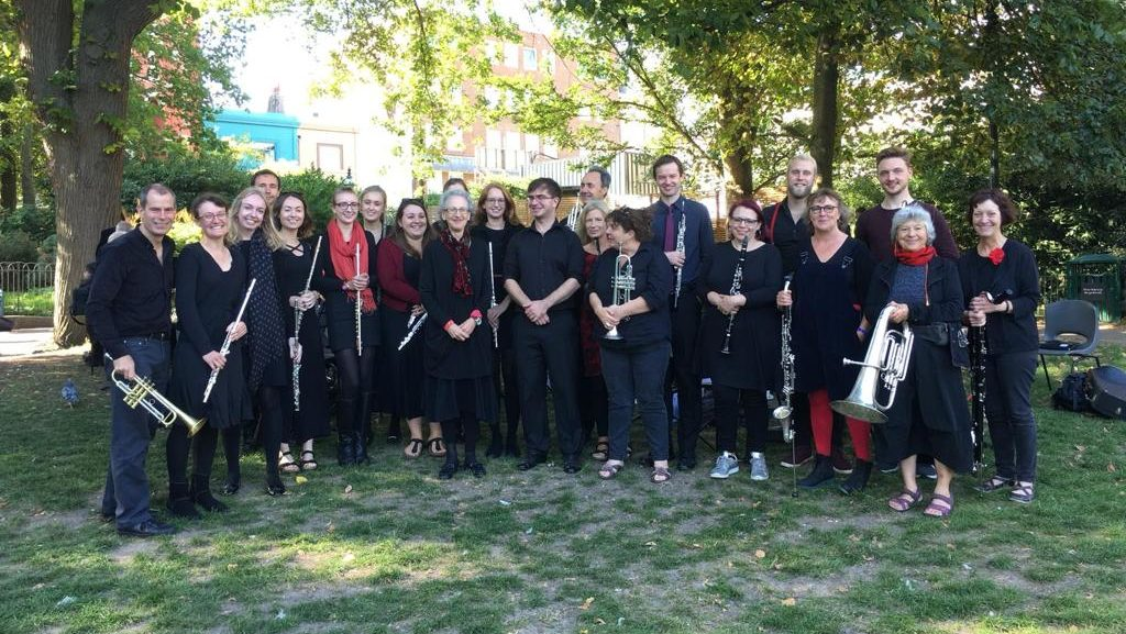 Header Image - South London Symphonic Winds